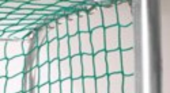 """Mahulan Steel"" slam space goal net"