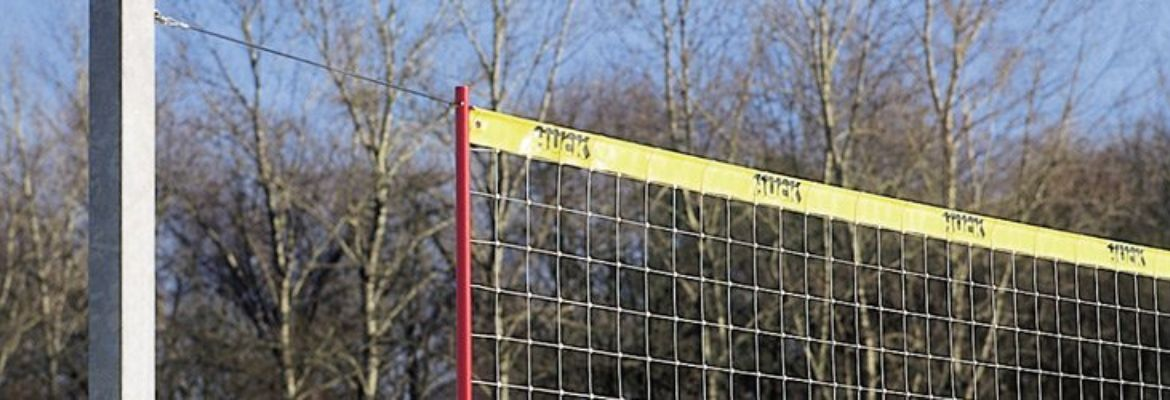 Volleybalnet van Dralo®